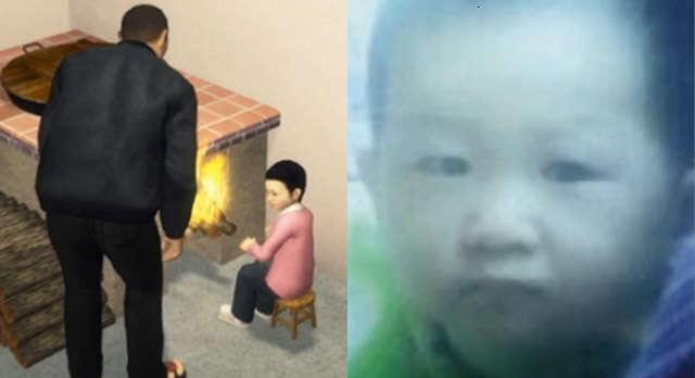 Menina de 5 anos pega fogo e sofre queimaduras graves