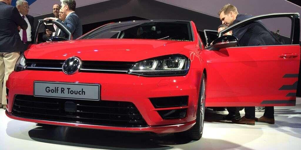 Volkswagen prepara lançamento de novo Golf