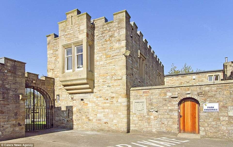Castelo inglês é vendido por um preço muito barato