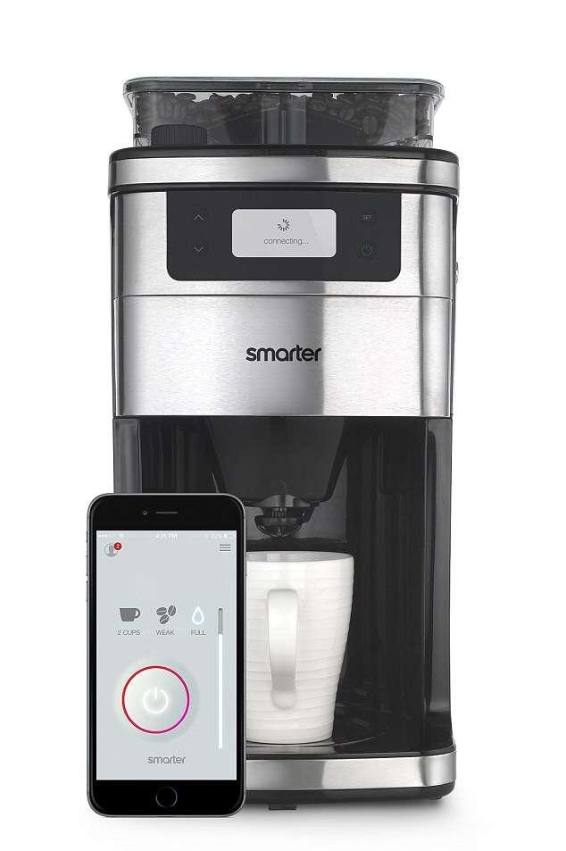 Máquina prepara café através de aplicativo