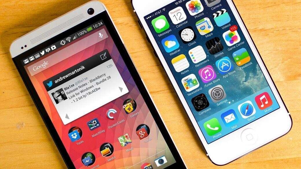 Pesquisa revela que donos de iPhones são mais inteligentes que usuários do Android