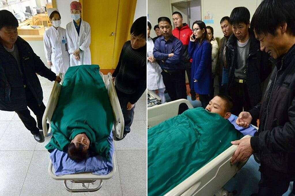 Mãe e pai doam rins para salvarem filho e filha doentes