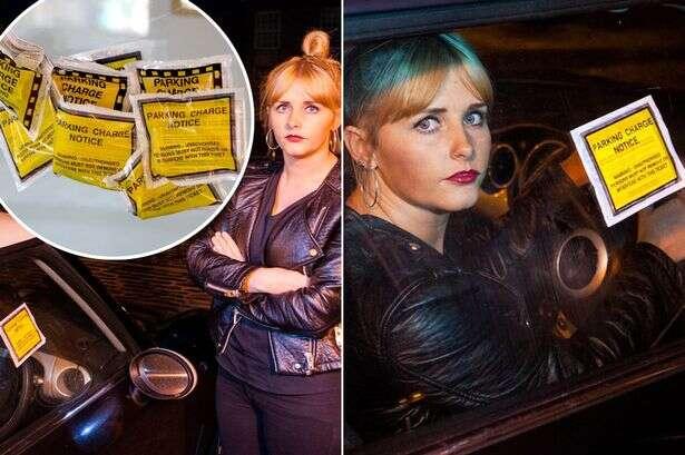 Guarda de trânsito multa mulher em quase R$ 65mil por ela estacionar em frente à garagem da própria casa