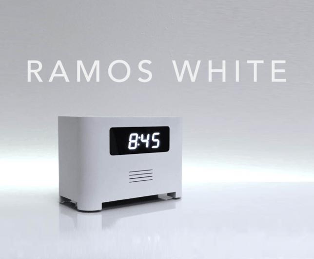 Despertador inovador dispara alarme até que usuário acorde