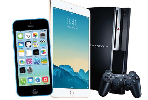 Varejista que foi à falência coloca aparelhos da Apple, Sony e Samsung a preços baixíssimos na web