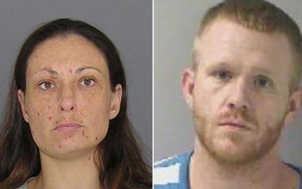 Casal é pego tentando contrabandear heroína para dentro de prisão