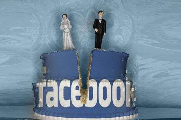 Facebook é responsável por um terço dos casos de divórcio em todo o mundo