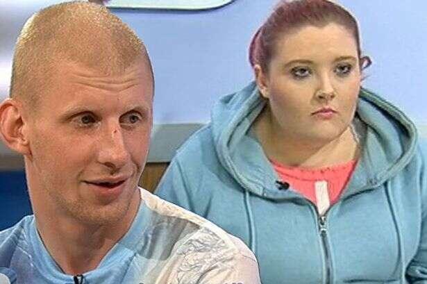 Rapaz leva ex-namorada a programa de TV após mulher revelar no Facebook que estava grávida dele