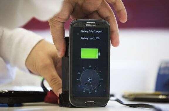 Novo carregador promete encher bateria em 30 segundos apenas