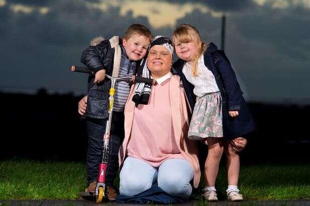 Mãe com câncer morre após realizar sonho dos filhos