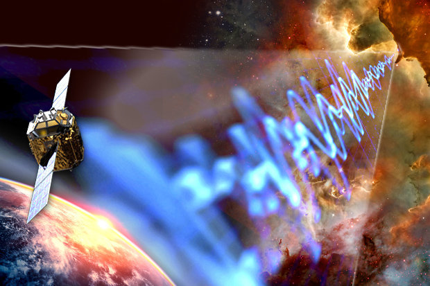 Ondas de rádio trazem evidências da existência de seres extraterrestres
