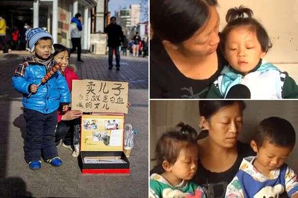 Mãe tenta vender filho pequeno para conseguir pagar tratamento da irmã gêmea com câncer