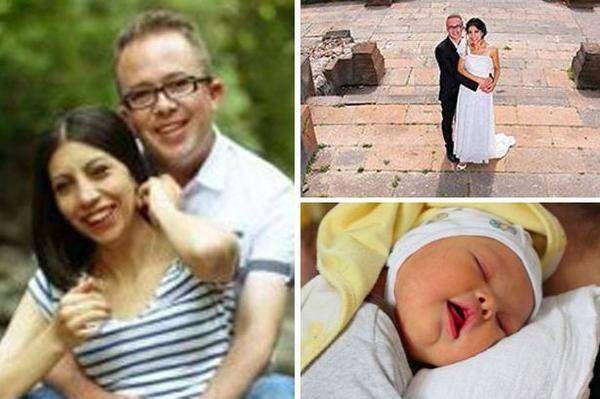 Homem abandonado por esposa após escolher ficar com bebê que nasceu com síndrome de Down defende mulher