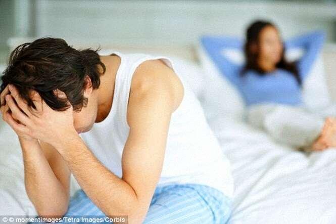 Homem sofre com doença rara que fará seu membro ficar impotente após atingir 100 ápices de prazer