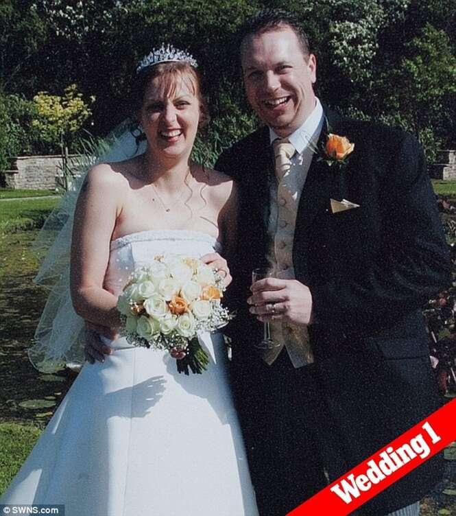 Mulher descobre que marido se casou com segunda esposa ao ver fotos do novo casal em lua de mel