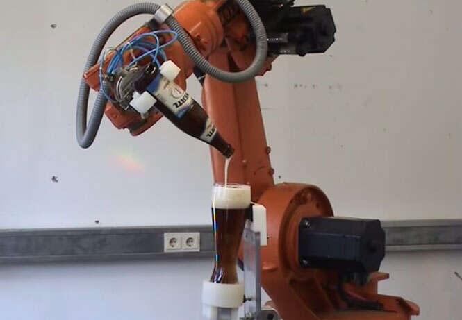 Máquina para servir cerveja