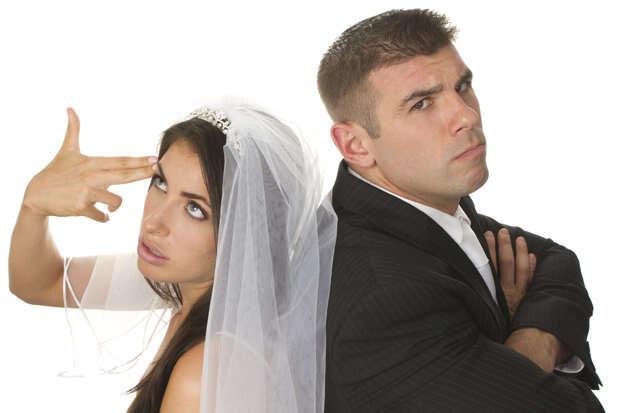 Noiva se casa com convidado