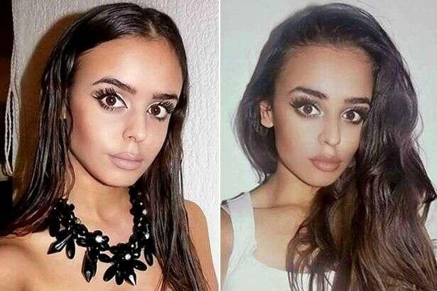Modelo é presa após esfaquear irmã gêmea idêntica