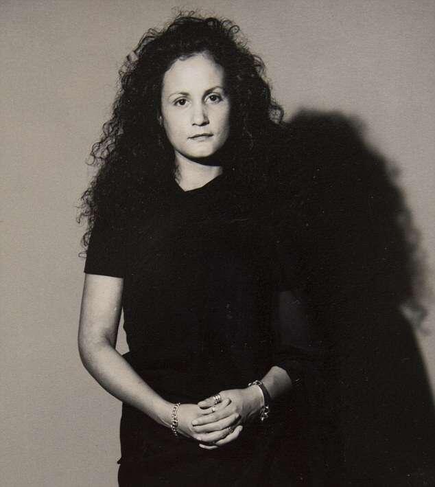 Tess (aged 36) 2001 Shoreditch