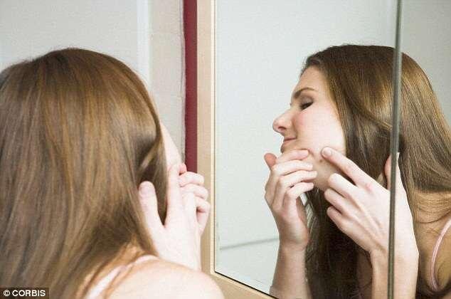A pele de cara de problema que ajudará