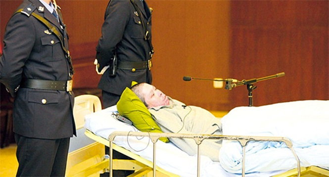 Homem hospitalizado é condenado a pena de morte após tentar suicídio