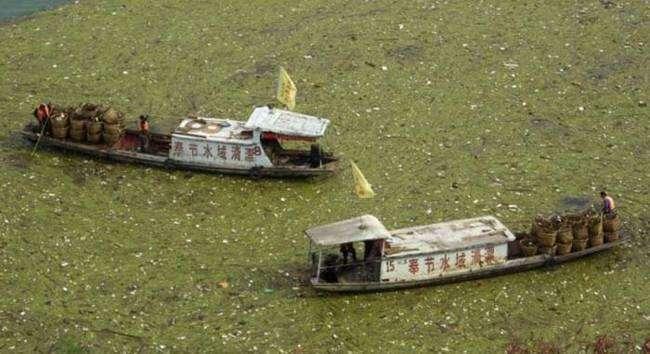 Veja o sofrimento ambiental causado pelo crescimento econômico na China