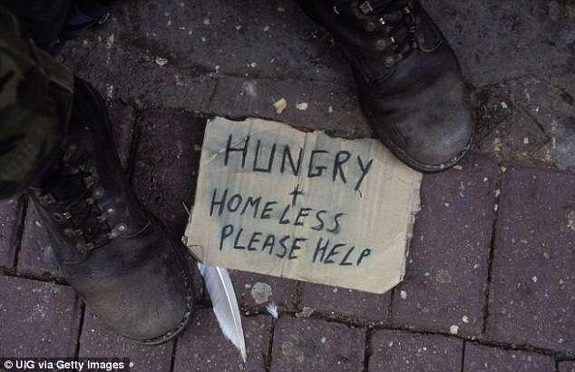 Noruega ameaça prender pessoas que oferecem comida, dinheiro ou abrigo para moradores de rua