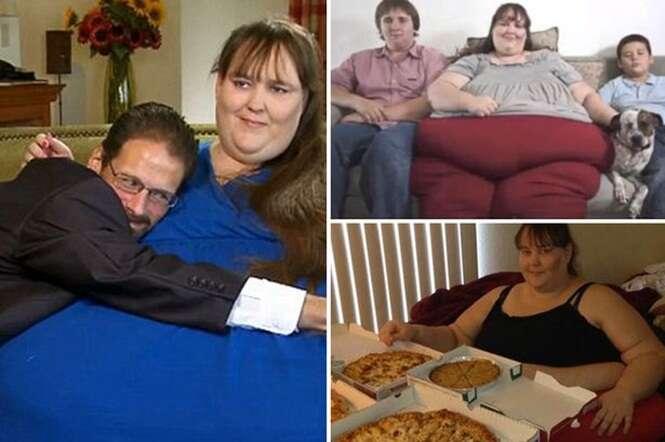 Obesa de 360 quilos, abandonada prestes a se casar, encontra novo amor