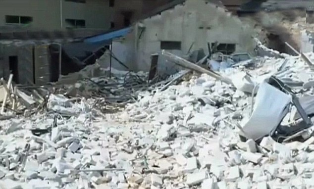 Elderly Couples Home Torn down While They Were Shopping