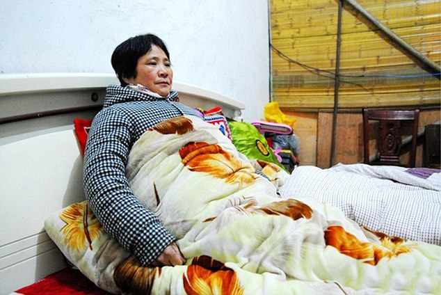 Chinese Docs Stole Womans Kidney