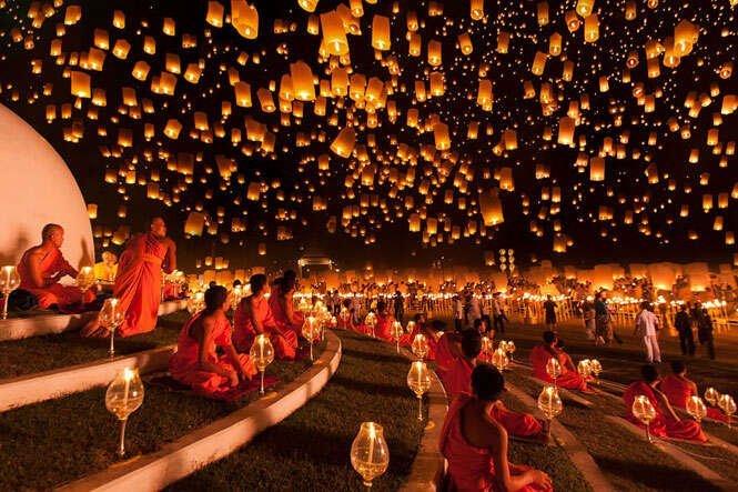 Festivais mais incríveis do mundo