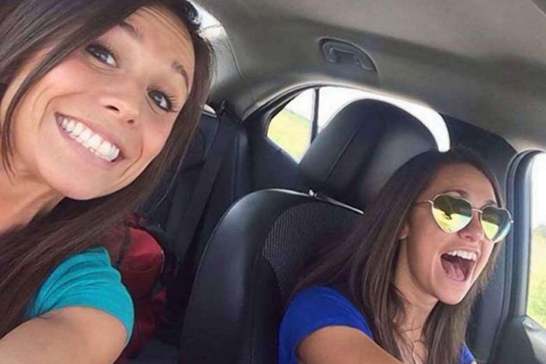 Vítimas que registraram selfies minutos antes de morrerem