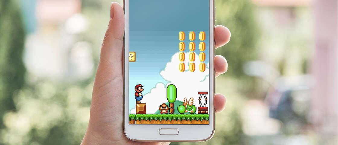 Nintendo anuncia que vai produzir jogos para smartphones e tablets
