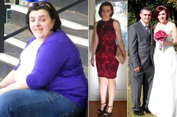 Noiva obesa é trocada por mulher mais magra, perde 63 quilos e reconquista homem amado