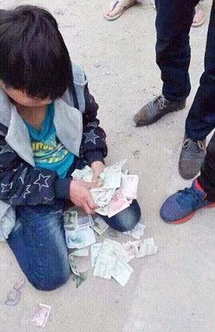 Police Called to Free Boy Accused of Theft