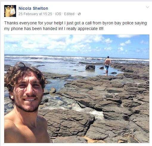 Mulher tem iPhone roubado mas recupera aparelho após novo proprietário postar selfie no Facebook da vítima