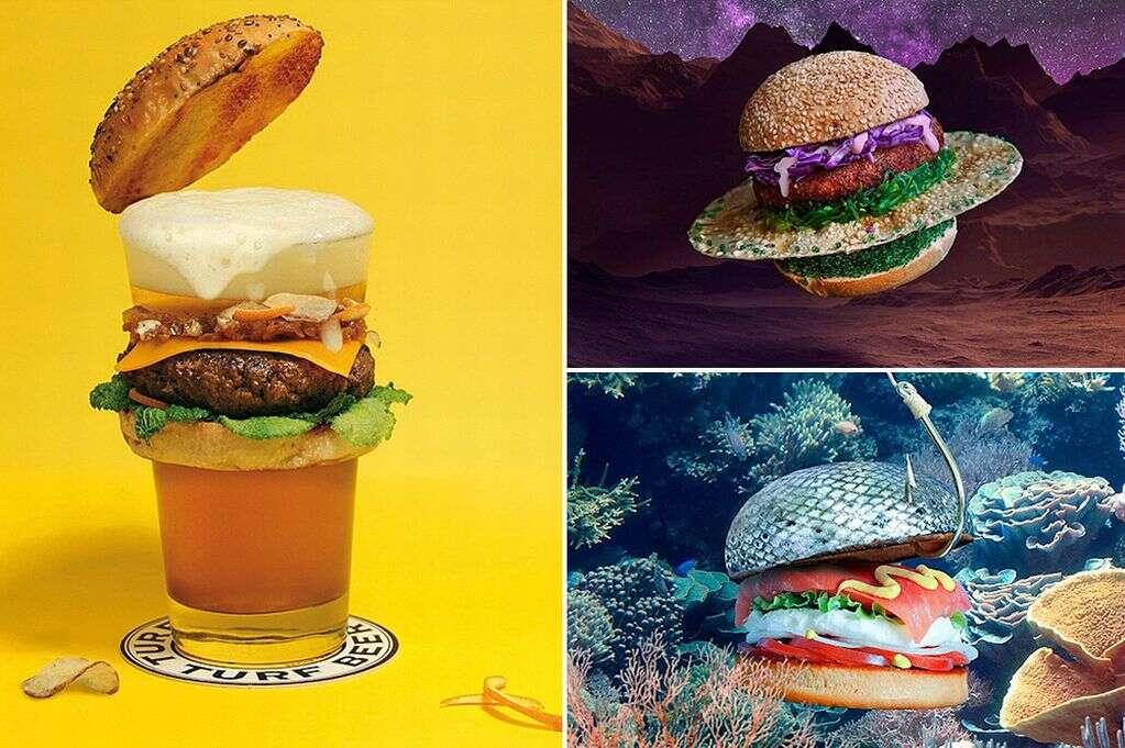 Conheça os tipos de hambúrgueres mais esquisitos do mundo