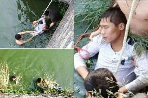 Homem se joga em rio para se matar depois de descobrir que noiva era muito feia