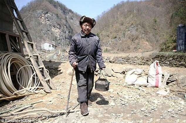 Conheça a aldeia chinesa onde os moradores vivem até os 90 anos