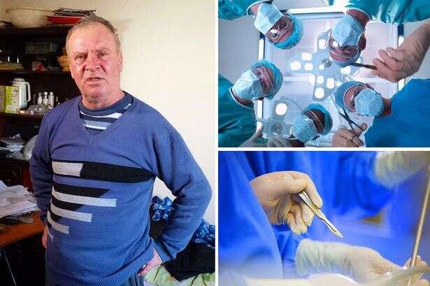 Homem vai a hospital para tratar problemas nos rins e tem pênis amputado