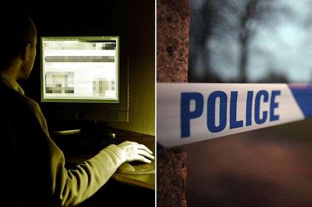 Homem de 48 anos é detido após realizar ato íntimo em si mesmo em enquanto se exibia em rede social para menina de 10 anos