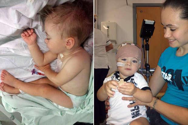 Mãe desesperada tem apenas 30 dias para juntar 650 mil reais que podem salvar filho com câncer