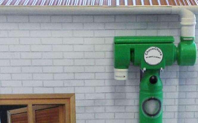 Empresa cria equipamento para economizar água
