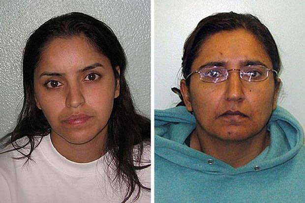 Mãe tortura e mata filha de 8 anos após namorada lésbica a fazer crer que menina estava possuída