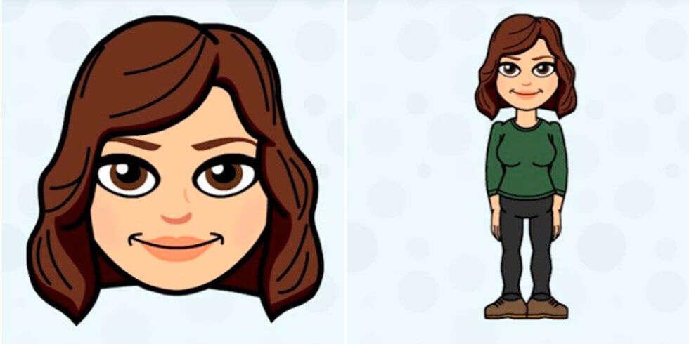 Novo aplicativo permite criar emoticons usando seu rosto