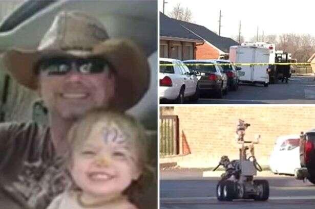 Homem com tumor cerebral mata os dois filhos antes de atirar contra si próprio