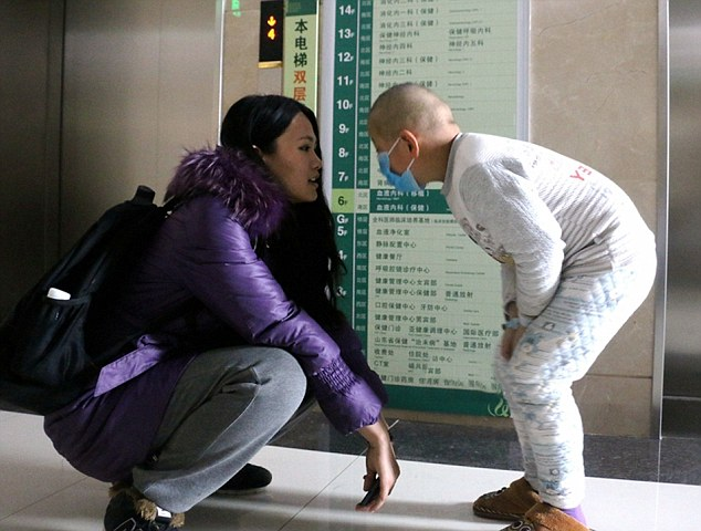 Parents Overcome One Child Policy so Second Baby Can Save First