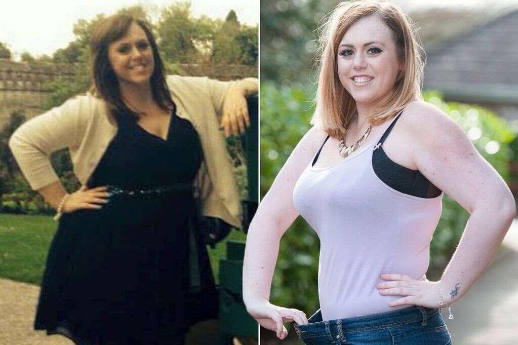 Obesa perde um terço de seu peso corporal após namorado dizer a amigo que sentia vergonha dela
