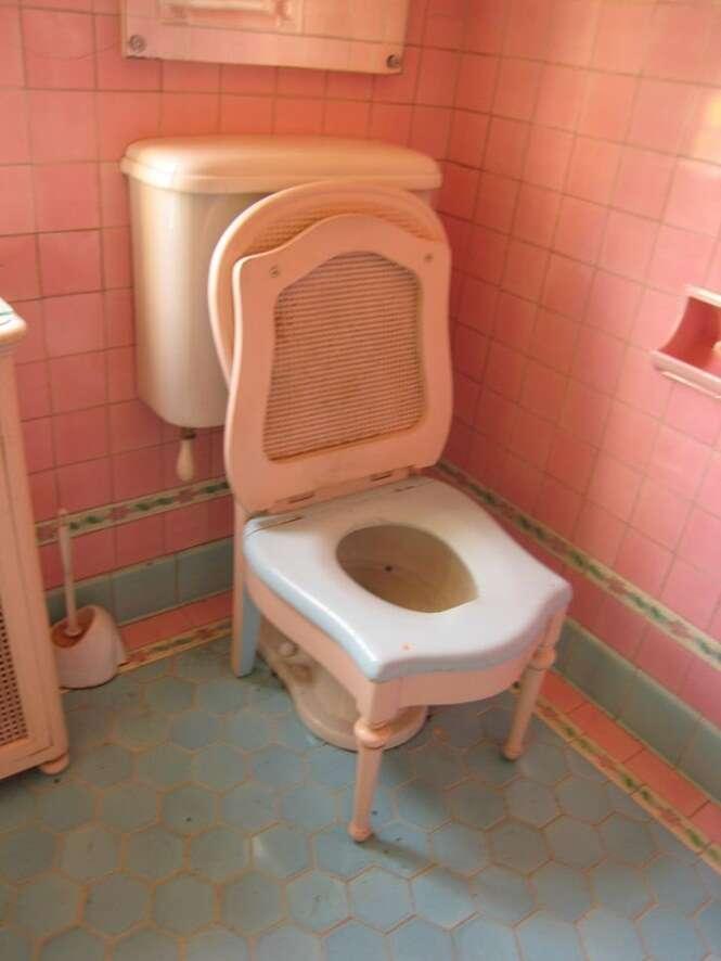 Os mais estranhos vasos sanitários para seu banheiro