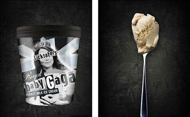 Empresa lança sorvete com sabor de leite materno e causa polêmica